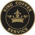King Coffee Service Latvia logo