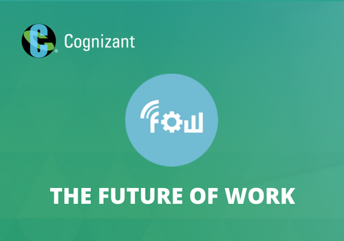 Cognizant Future of Work Stage @ RIGA COMM Baltic Business Technology Fair and Conference