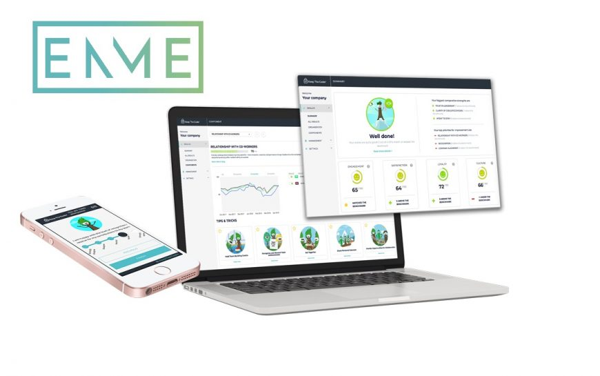 Enme HR solution, enmehr.com @ RIGA COMM 2018 Business Technology Fair and Conference