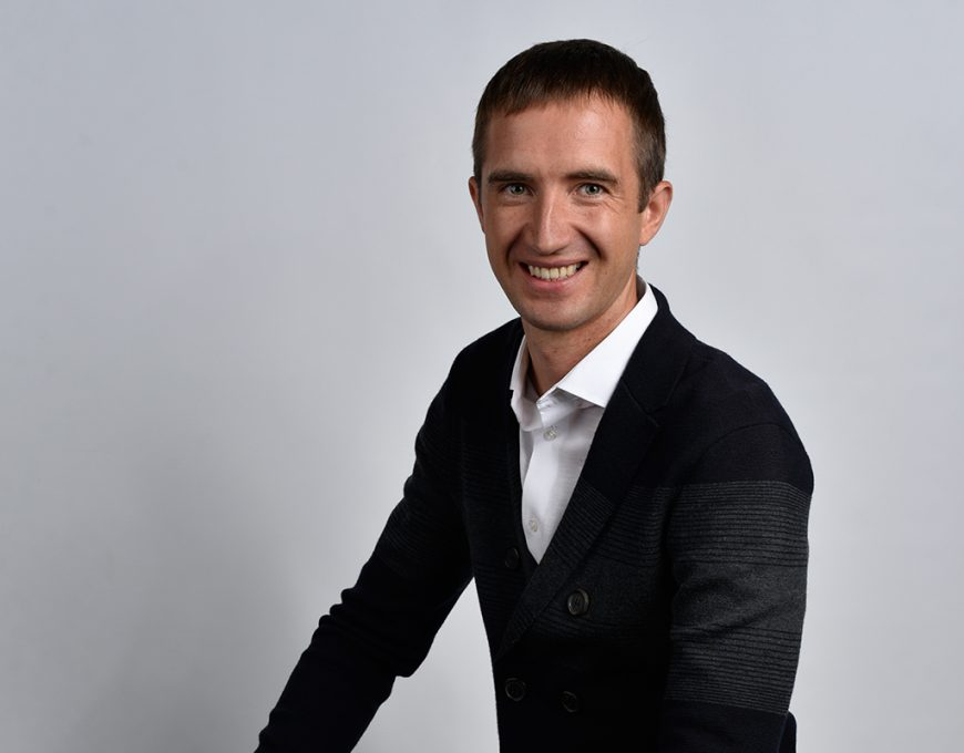 Vladislavs Mironovs @ RIGA COMM 2018