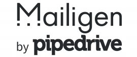 Mailigen by Pipedrive – Email marketing software logo