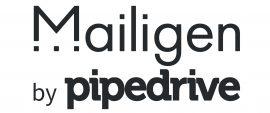 Mailigen by Pipedrive – Jaunākās paaudzes e-pasta mārketings logo