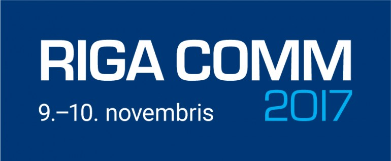 RIGA COMM Baltic Business Technology Fair and Conference