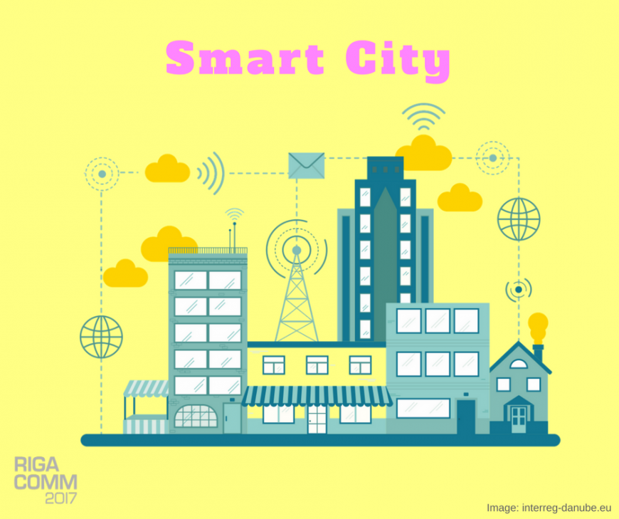 RIGA COMM IoT Conference Smart City Buildings