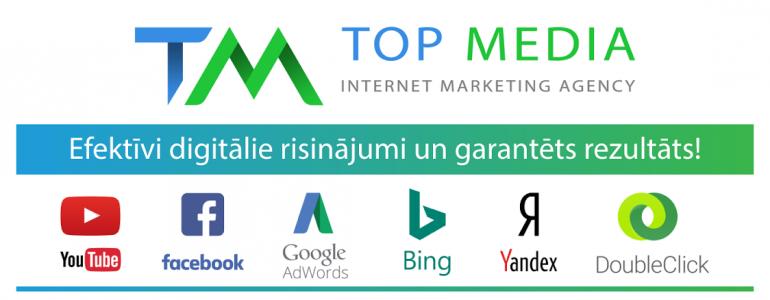 RIGA COMM TOP MEDIA internet marketing agency