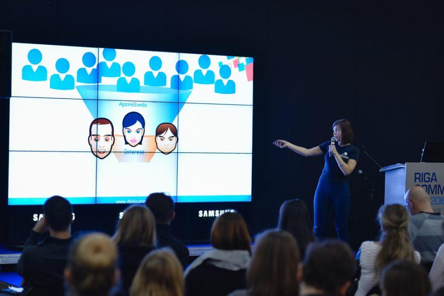 Digitālā mārketinga skatuve @ RIGA COMM Baltic Business Technology Fair and Conference