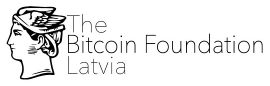 The Bitcoin Foundation Latvia logo